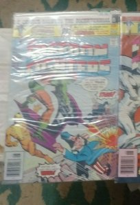 freedom fighters # 3 1976 dc comics uncle sam  dc salutes the bicentennial