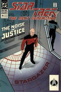 Star Trek: The Next Generation #10 FN; DC   save on shipping - details inside