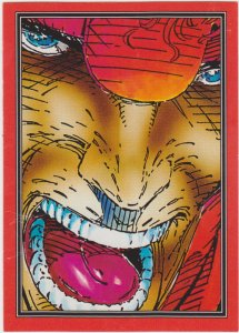 1992 Comic Images Youngblood #15 Leader