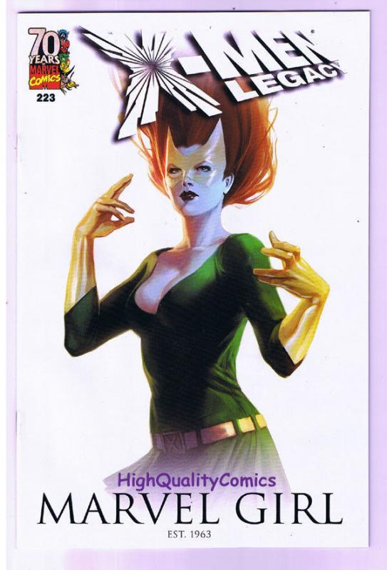 X-MEN LEGACY 223, NM, Variant 70th Anniversary, Marvel Girl, more XM in store