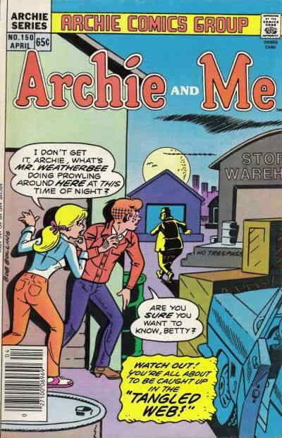 Archie and Me #150 FN; Archie | save on shipping - details inside