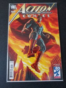 ACTION COMICS #1000 (NM) 2018 LEE BERMEJO VARIANT COVER; SUPERMAN!
