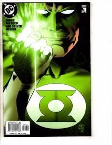 10 Green Lantern DC Comic Books # 1 (2) 3 4 6 7 8 11 12 + Secret Files 05' J263