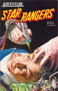 Star Rangers #3, VF (Stock photo)