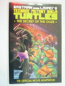 Teenage-Mutant Ninja-Turtles Movie #1 (1991) VF 8.0