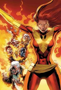 Phoenix Resurrection Return of Jean Grey Poster by Yu (24 x 36) Rolled/New!