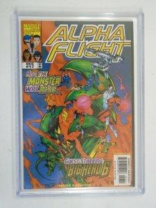 Alpha Flight #17 8.0 VF (1998 2nd Series)