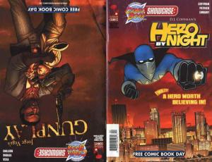 Hero by Night (2nd Series) FCBD #2008 FN; Platinum | save on shipping - details