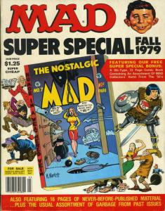 Mad Super Special #28 VG; E.C | low grade comic - save on shipping - details ins