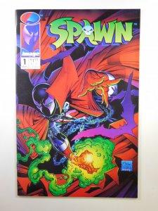 Spawn #1 (1992) VF-