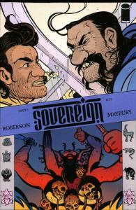 Sovereign #2 VF/NM; Image | save on shipping - details inside