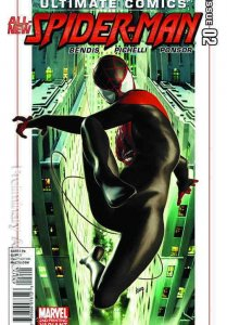 Ultimate Spider-Man (3rd Series) #2 (2nd) print VF/NM; Marvel   miles morales