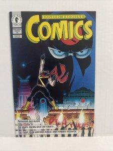 Dark Horse Comics #14 1992 Series
