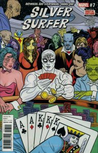 Silver Surfer (7th Series) #7 VF/NM; Marvel | save on shipping - details inside