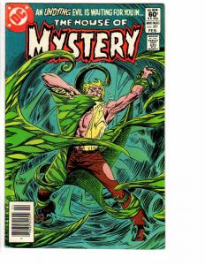 HOUSE OF MYSTERY 301 FN I Vampire  Feb. 1982
