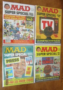 Mad magazine super specials lot 12 different (1980-86)