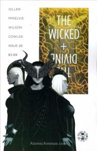 Wicked + The Divine, The #26A VF/NM; Image | save on shipping - details inside