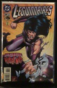 Legionnaires #34 (1996)
