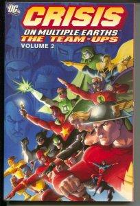 Crisis On Multiple Earths: The Team-Ups-#2-Gardner Fox-2007-PB-VG/FN