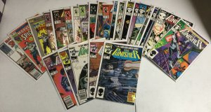The Punisher 1985-2017 32 Years Of Comics Near Mint 1-104 1-80 1-41 And More