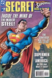 Superman (1987 series) Secret Files & Origins #2, NM + (Stock photo)