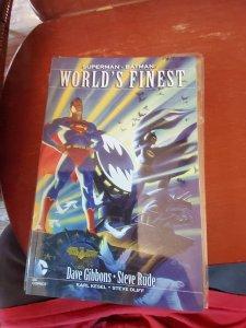 World's finest 1990
