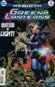 Green Lanterns #31 VF/NM; DC | save on shipping - details inside