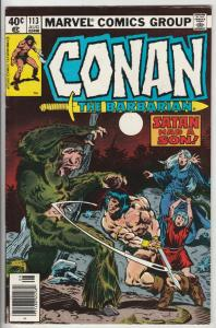 Conan the Barbarian #113 (Aug-80) VF/NM High-Grade Conan the Barbarian