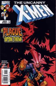 Uncanny X-Men, The #357 VF/NM; Marvel   save on shipping - details inside