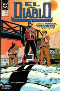 DC EL DIABLO (1989 Series) #13 NM