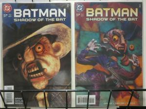 SHADOW OF THE BAT (1992) 59-60  Killer Killer