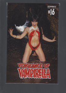 Vengeance Of Vampirella # 16 Cover D