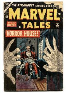 Marvel Tales #125 Atlas PCH - Horror comic book 1954 G