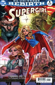 Supergirl (6th Series) #1 VF/NM; DC | save on shipping - details inside