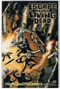 ESCAPE of the LIVING DEAD 4, NM, Wrap, Avatar, Zombies,2005,more Horror in store