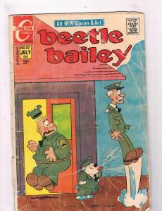 Beetle Bailey #82 GD Charlton Comics Comic Book Army DE4