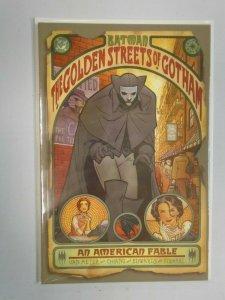 Batman The Golden Streets of Gotham #1 8.0 VF (2003)