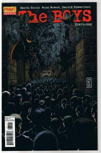 THE BOYS #61, NM, Garth Ennis, Darick Robertson, 2006, more in our store