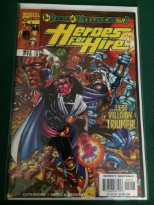 Heroes For Hire #16