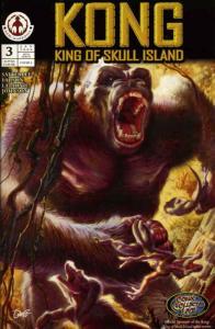 Kong: King of Skull Island (Markosia) #3A VF/NM; Markosia | save on shipping - d