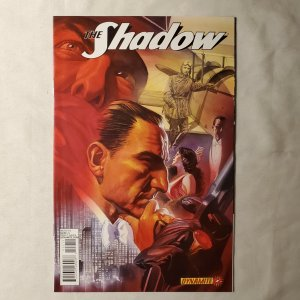 Shadow 22 Near Mint Cover by Alex Ross