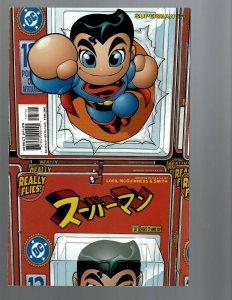 12 DC Comics Superman # 177 178 181 182 183 184 185 186 189 190 191 192 J439
