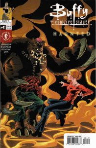Buffy the Vampire Slayer: Haunted #4A VF; Dark Horse | save on shipping - detail