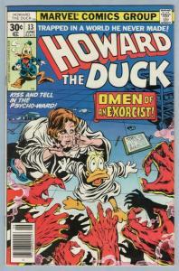 Howard the Duck 13 Jun 1977 VF (8.0)
