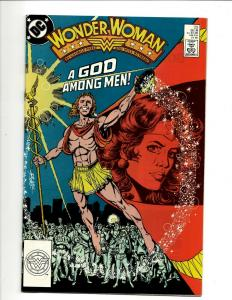 10 Wonder Woman DC Comic Books #23 24 25 26 27 28 29 30 31 32 JF12