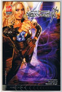 JENNA JAMESON'S SHADOW HUNTER 2, NM+, Greg Horn, 2007, more in store
