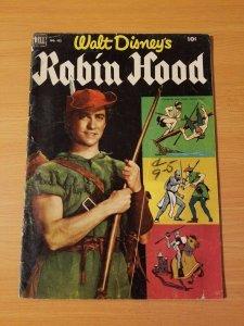 Walt Disney's Robin Hood #413 ~ FINE FN ~ (1952, DELL Comics)