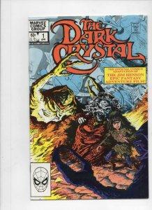 DARK CRYSTAL #1 2, VF/NM, Jim Henson, 1983, Marvel Movie Special, 2 issues, 1-2