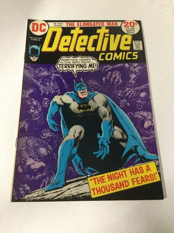 Detective Comics 436 Vf Very Fine 8.0 DC Comics