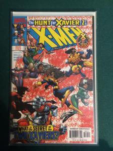 X-Men #82 The Hunt for Xavier part 2